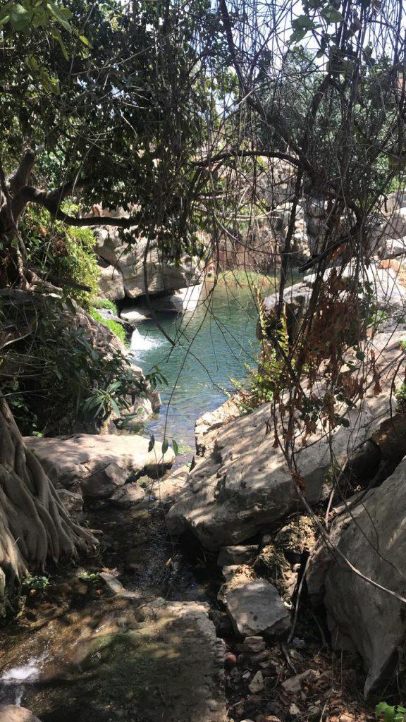 Cachoeira Salitre Gameleira