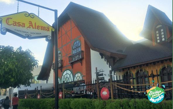 Casa Alemã