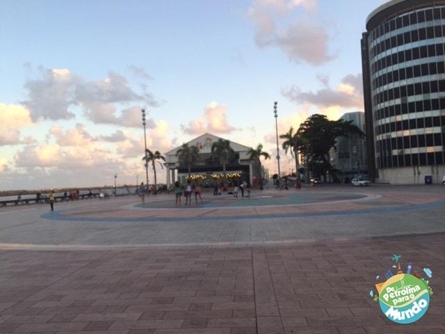 Marco Zero em Recife - PE
