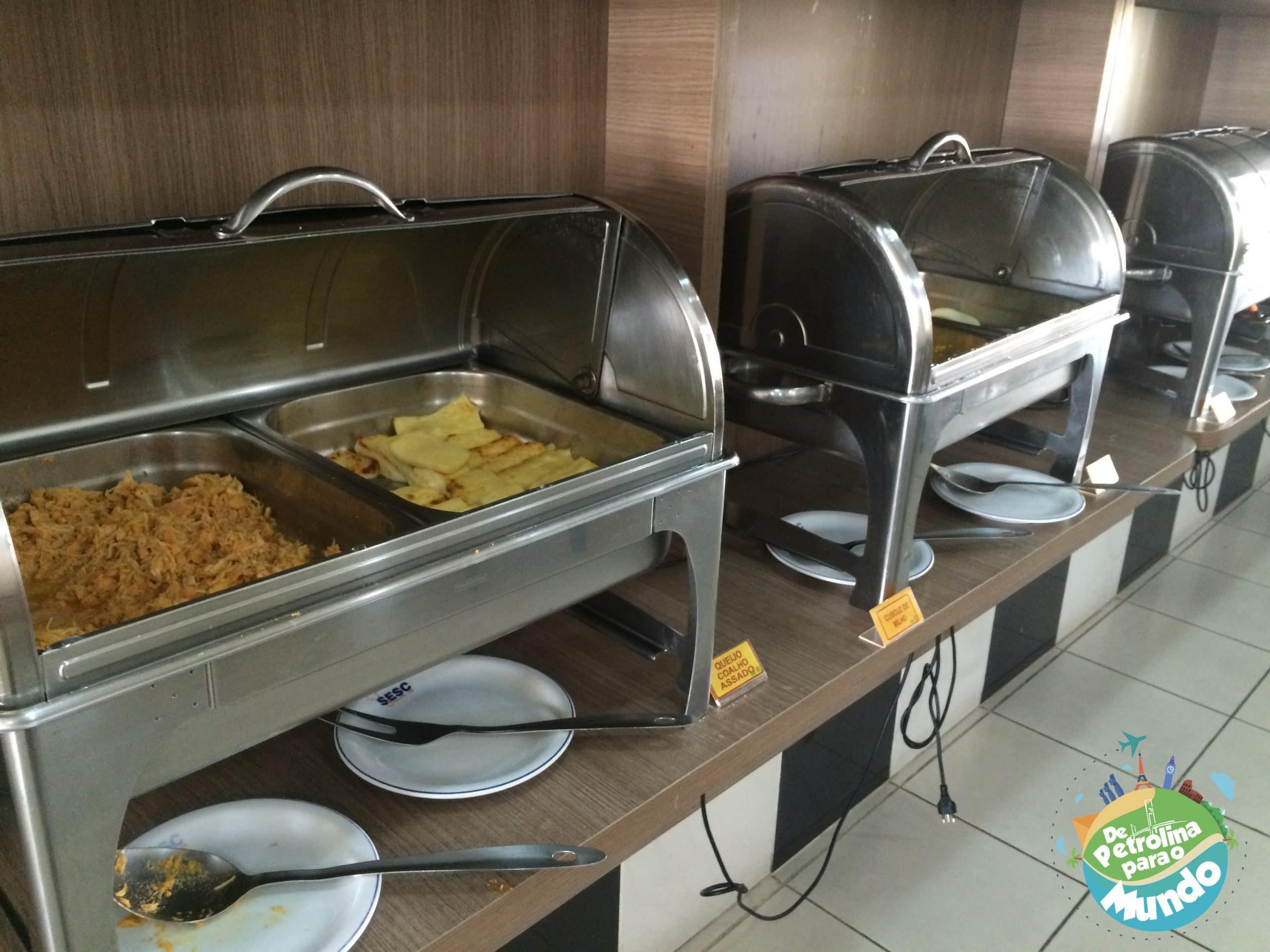 Hotel do Sesc em Garanhuns