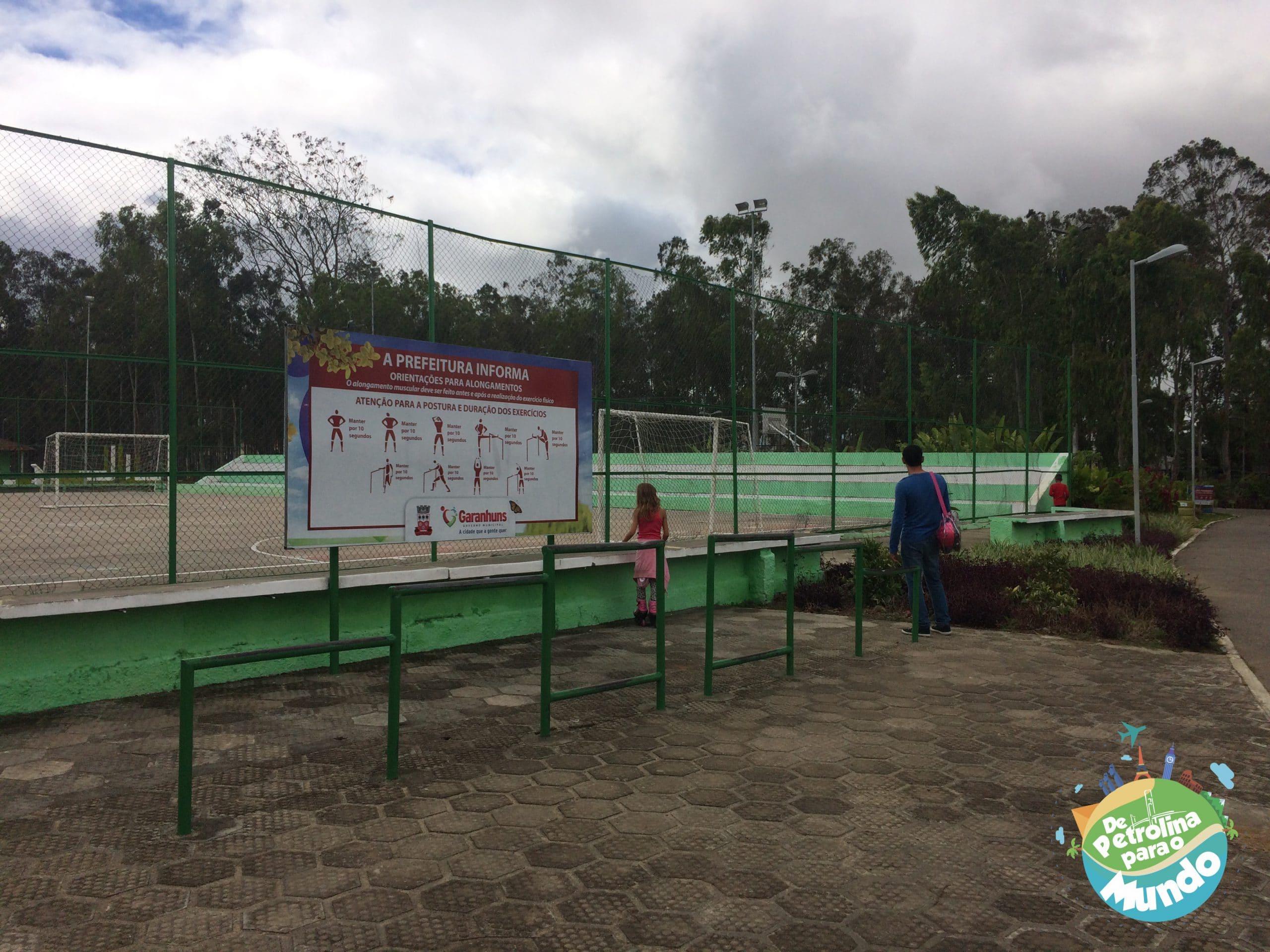 Parque em Garanhuns PE