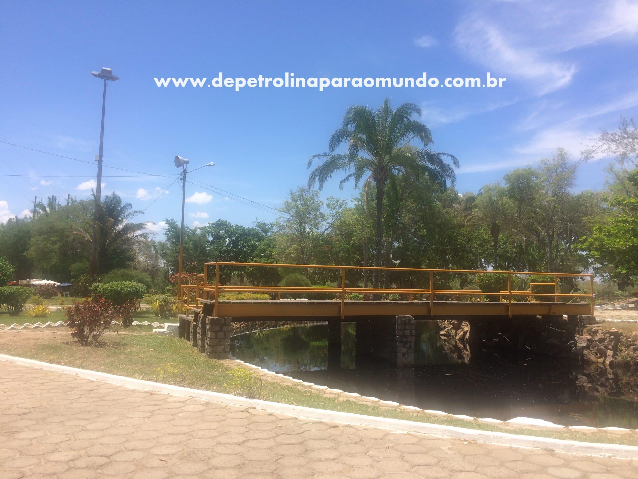 Parque da CHESF em Paulo Afonso