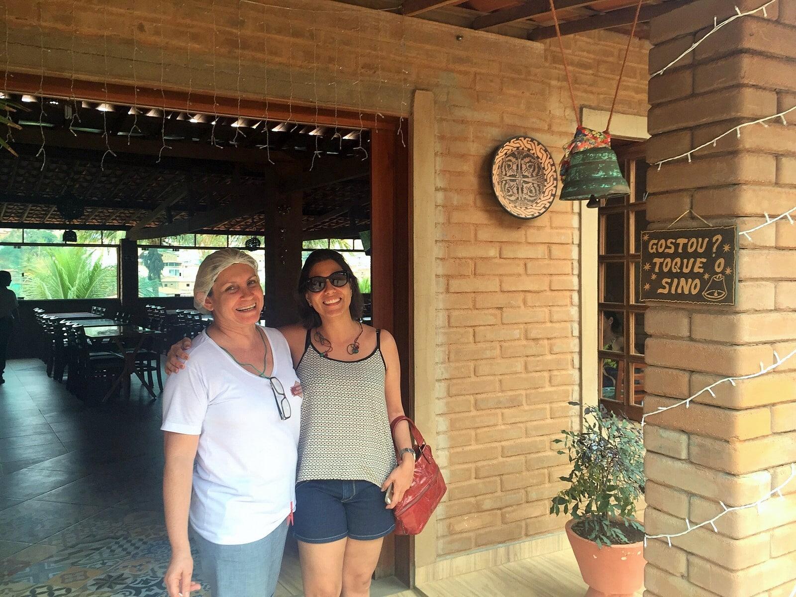 Sylvia Medeiros, dona do restaurante Engenho